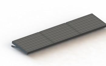 Brise-soleil photovoltaïque Umbra Solar