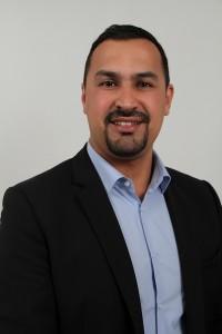 Maaty Bouanane, directeur des ventes de LG Solar