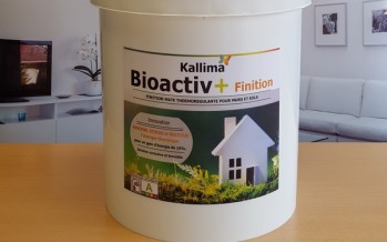 Peinture thermorégulante Bioactiv+