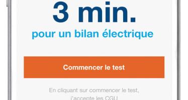 Tester son installation électrique avec l'Application Hager Check