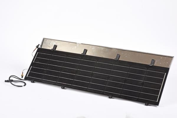 la tuile solaire hybrid kit produit lectricit et eau chaude maison et energie. Black Bedroom Furniture Sets. Home Design Ideas