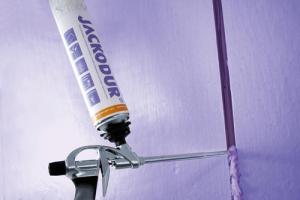 Mousse de fixation pour panneaux isolants Jackodur