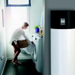 Chauffe-eau thermodynamique Bosch Compress 4000 DW