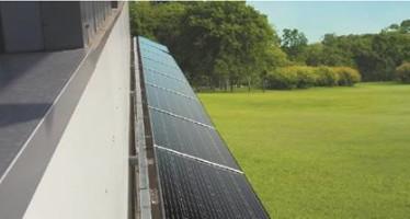 Brise-soleil photovoltaïque Mobafixtm BS