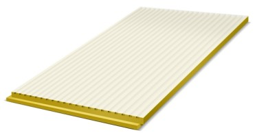 Panneau de polystyrène extrudé URSA XPS Duodrain