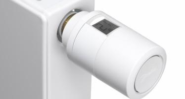 Tête de radiateur connectée Danfoss Eco