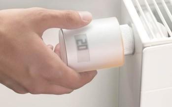Vannes connectées Netatmo pour radiateurs