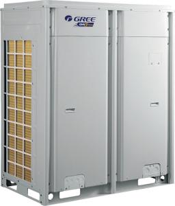 Chauffage et climatisation système tout-en-un GMV5 Home