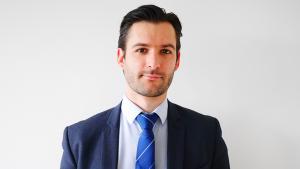 David Bioche, responsable marketing de Panasonic Chauffage et Climatisation