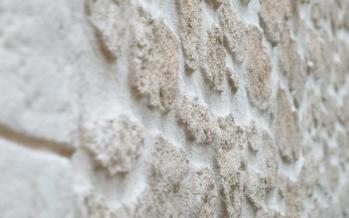 Isolation mur : ITE Vega Therm à l'aspect de pierre naturelle