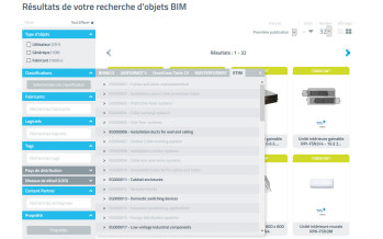 BIM&CO intègre la classification internationale ETIM