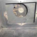 Extracteur de fumée de poêle à granulés