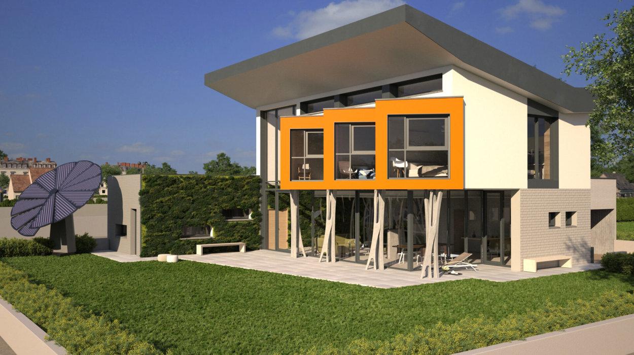 constructeur maison energie positive ventana blog. Black Bedroom Furniture Sets. Home Design Ideas