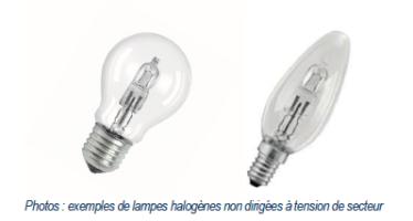 Suppression progressive des lampes halogènes: où en sommes-nous ?