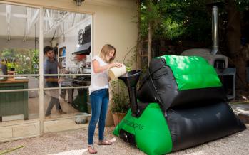 Engie investit dans une solution de biogaz pour particulier