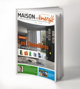 Magazine Maison et Energie n°01