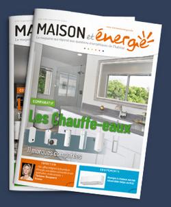 Magazine Maison et Energie N°02 - 2 Mags