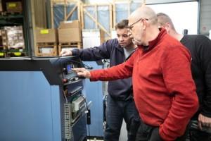 Hellio recrute 1 000 installateurs RGE de chaudières biomasse