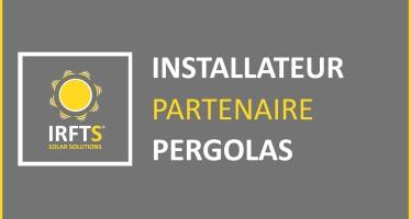 IRFTS recrute pour son réseau Installateur Partenaire Pergolas