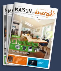 Magazine Maison et Energie N°03 - Polymags