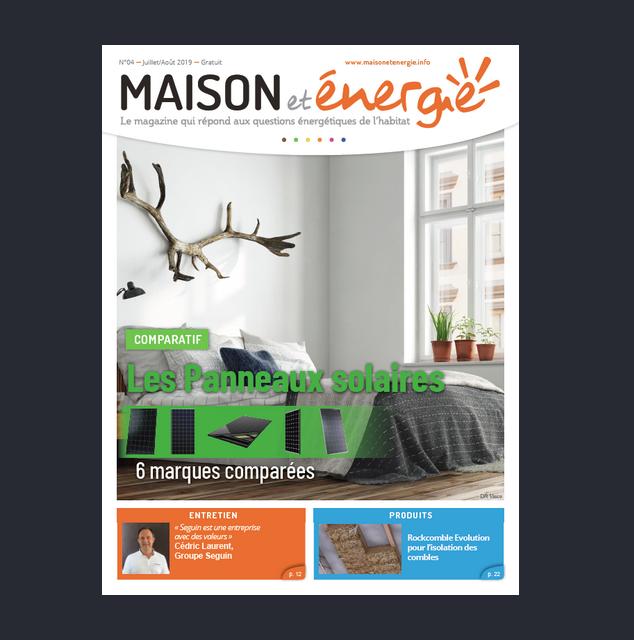 Magazine Maison et Energie N°04