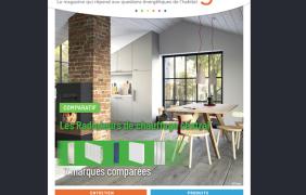 Sortie du magazine Maison et Energie N°05