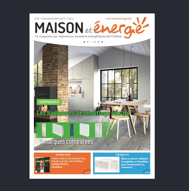 Magazine Maison et Energie N°05