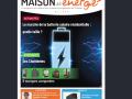 Sortie du magazine Maison et Energie N°12-13