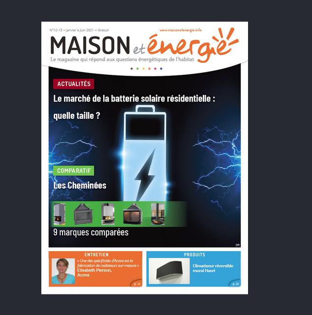 Magazine Maison et Energie N°12-13